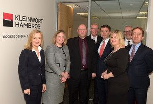 Kleinwort benson and hambros teams come together in newbury societe generale private banking - Societe generale uk head office ...